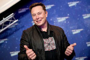Elon Musk Tesla SpaceX CEO